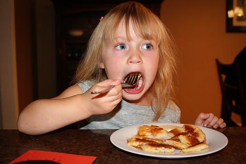 Lulu Likes Lane's Pancakes