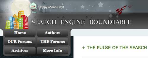 Moon Day at Search Engine Roundtable