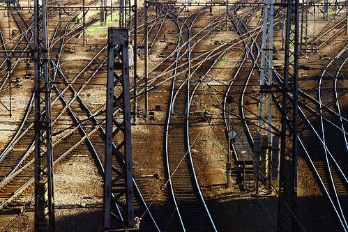 フリー写真素材, 建築・建造物, 道路・線路, ドイツ,