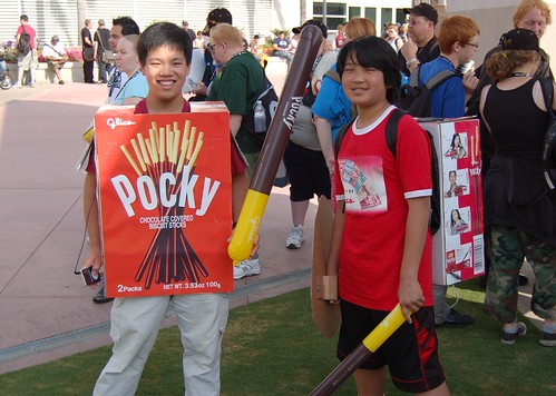 Comic Con 2007: Pocky Box