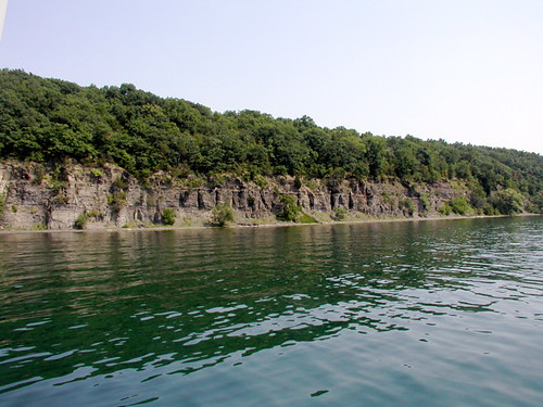 Cliffs of Seneca Lake