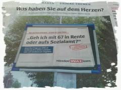 WAZ-Kampagne