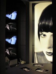 Louise Brooks (cameramakeswhoopee) Tags: berlin germany kino alemania filmmuseum louisebrooks filmhaus kinemathek mediathek