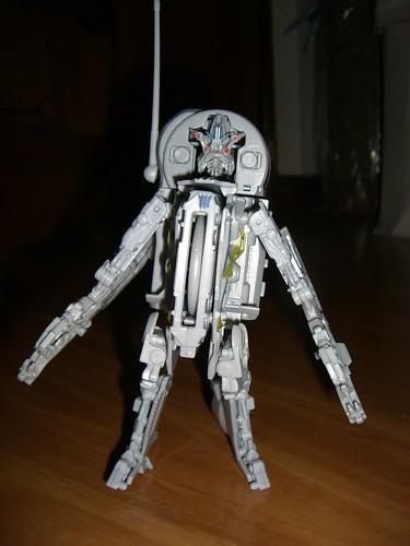 juguete Frenzy robot Transformers