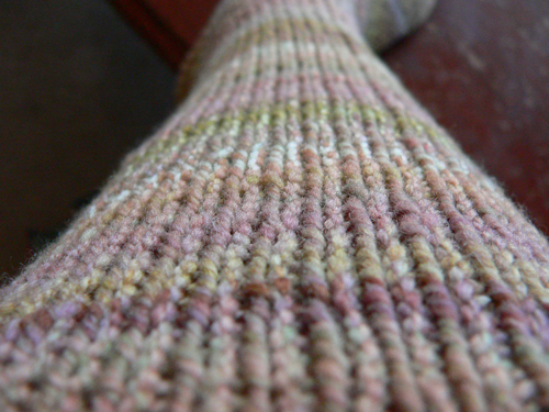 Handspun Knee Highs 1