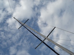mast (kirinqueen) Tags: sailing sandiego sandiegobay sandiegoharbor