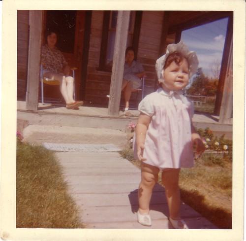 Me 1.5 yrs old(1964)
