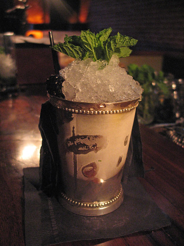 The Blackberry Julep