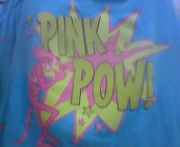 Pink Pow!!