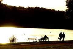 Sedate Temper (Phoen) Tags: park walk german spaziergang weiher decksteiner gemutlichkeit