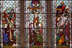 Crucifixion (Simon_K) Tags: church norfolk churches eastanglia moulton norfolkchurches 070908 bikerideday2007 moultonstmary wwwnorfolkchurchescouk
