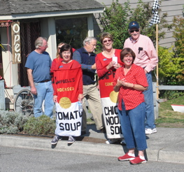 Soup Box Derby - Campbell's Chicks