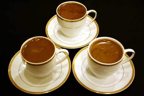 Triple Espresso - Turkish Coffee