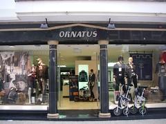Mobiky na loja Ornatus