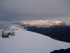 Daylight breaks 2 (jburtrosen) Tags: camping snow washington climbing iceaxe mtbaker crampons northerncascades