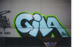 Gila TBC (TheZeitgeist) Tags: chicago graffiti trains freight rockford tbc