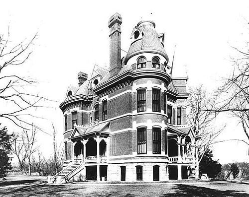 Aldrich Residence; Wichita KS