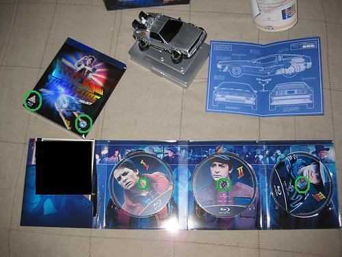 Back to the future 25th anniversary trilogy digital copy blu