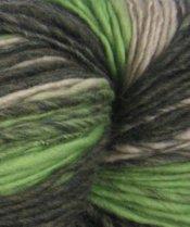 "6 oz  Single Ply Hand Spun Yarn Super Wash Merino Wool Three Ewes Boutique ""Baume"""
