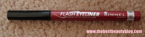 Rimmel, eyeliner, Rimmel Flash, felt-tipp, pen liner