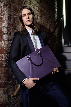 Tomek Szczukiecki0100_Paul Smith Bag FW10(Official)