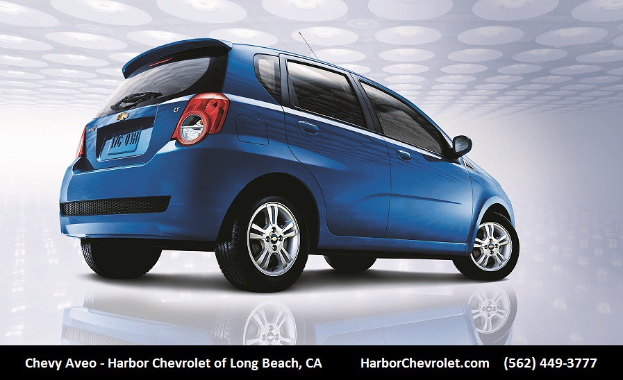 Chevy Aveo (Harbor Chevrolet   Long Beach, CA) Tags: Cars Chevy Aveo