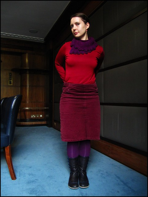 26.10.10: red and purple and a new kink