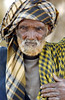 Elderly Man in Ethiopia Shinile Zone