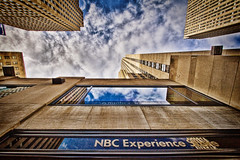 NBC Studios (Samantha Decker) Tags: nyc sky cloud newyork photoshop canon nbc eos rebel manhattan wideangle adobe dslr studios postprocess bigapple msnbc 30rock uwa cs4 500d canonefs1022mmf3545usm digitalsinglelensreflex sdny topazadjust samanthadecker t1i