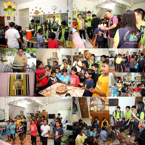 Deepavali Celebration at Shan Children's Home4