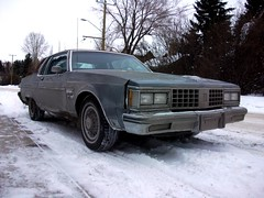 1980 Oldsmobile Ninety Eight Regency coupe (dave_7) Tags: 98 1980 eight coupe regency oldsmobile ninetyeight ninety