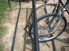 Two free bikes