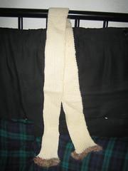 Heidi's scarf