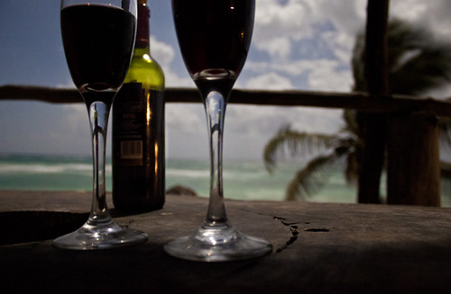 Here in the Tropics, Wine Turns to Glue