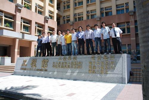 資電所96級研究生畢業團照