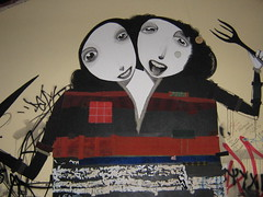 Img_1024 (Eleftheria G) Tags: street food streetart art me wall graffiti athens greece eat plaka