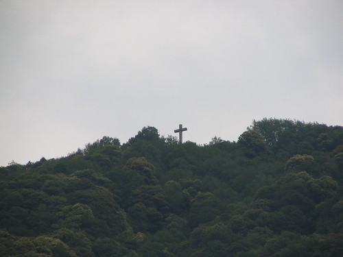 La croce vista da Borgosesia