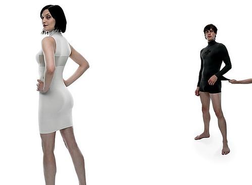 Starck naked bodywear