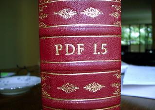 PDF 1.5 specification
