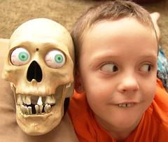 Skull Twin 4