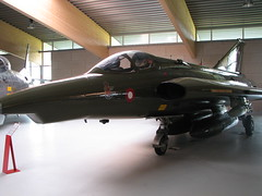 SAAB Draken F-35