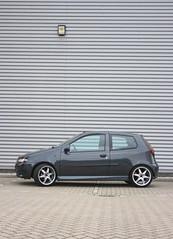 Fiat Punto Sporting_0010 (Erik Hendrikx (Hostyle)) Tags: fiat puntosporting mk2a