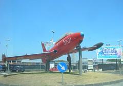 (Mongibeddu) Tags: airplane signage sicily carabinieri catania sicilia etnaland