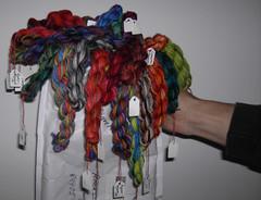 yarn muppet
