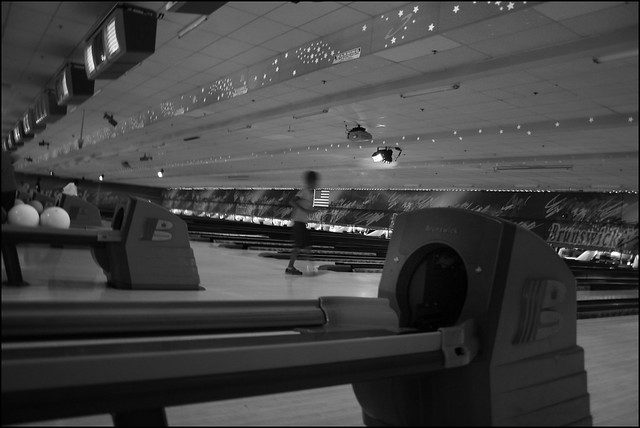 Bowling at the Brunswick 4