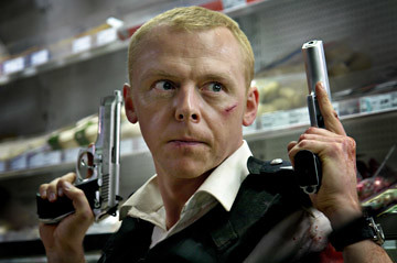Simon Pegg - Hot Fuzz