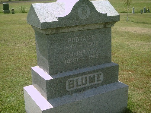 Protas B. Blume