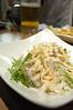 白菜と蒸し鶏のパリパリサラダ,  甘太郎, 秋葉原