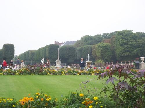 Jardín de Luxemburgo