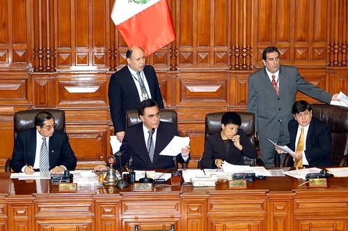 congreso peruano 2007-2008